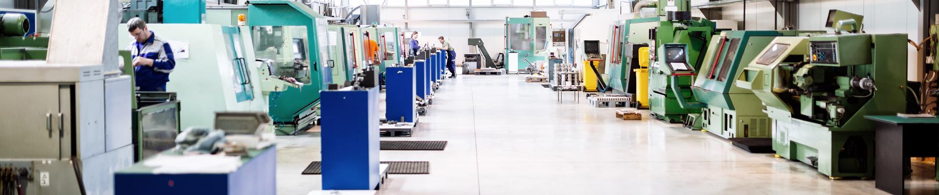 Manufacturing Sector Maintenance UK