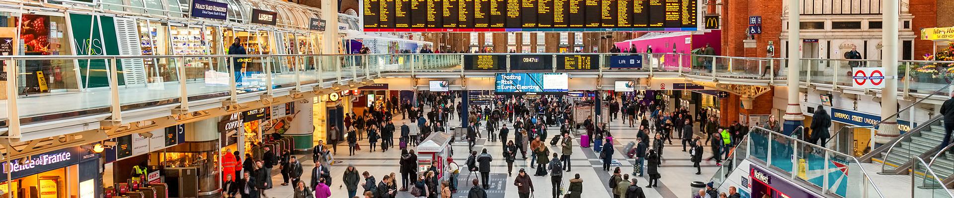 Rail & Transport maintenance services